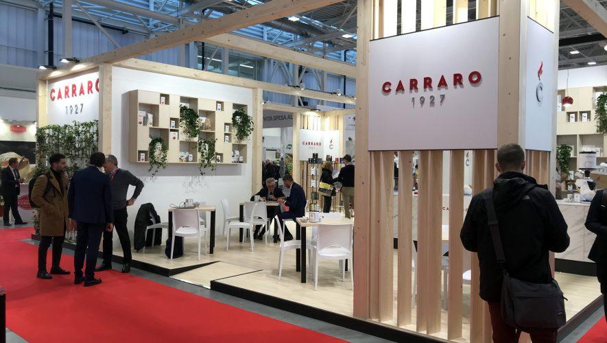 """Caffè Carraro launches compostable """"A Modo Mio"""" compatible capsules"""